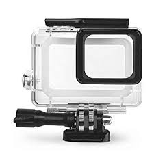 TASLAR Go Pro Underwater Housing <b>Waterproof Case</b> Diving ...