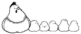 Small Picture Adorable Easter Coloring Pages Baby Chicks Easter Coloring pages