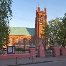 <b>Англиканская церковь Святого Андрея</b> (Москва) — Википедия