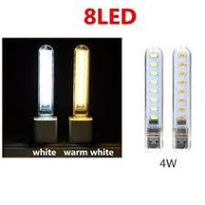 <b>8 LED</b> Mini Portable USB <b>Lamp</b> DC 5V Camping USB <b>Lighting</b> For ...