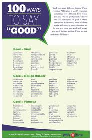 images about scholarship and college application essay tips    good writing avoids bland adjectives like good  this poster helps young writers more specific and vivid alternatives  an excellent tool for building