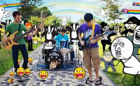 WATCH > GAG Quartet Covers 40 Memes in One Song: Awesome or Annoying? via Relatably.com