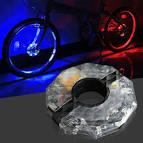 <b>1PCS Bicycle Hubs Spoke</b> Wheel Light MTB Bike Night Cycling ...