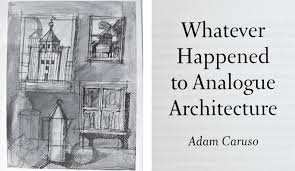 architecture architecture of analogy now