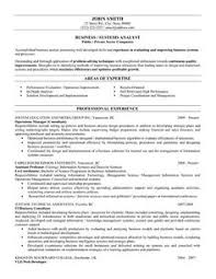 images about operations resume templates  amp  samples on    click here to download this business or systems analyst resume template  http