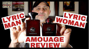 <b>Amouage Lyric</b> Man/Lyric Woman Review + Full Bottle Of Choice ...