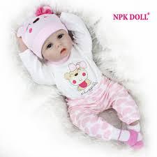 <b>NPKDOLL 22 Inch</b> Baby Reborn <b>55cm</b> Doll Reborn Realistic Baby ...