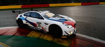 <b>BMW Power</b> at the 24 Hours of Spa-Francorchamps.