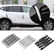 <b>4 Pieces</b>/pack <b>Car</b> Anti Collision Strip <b>Car Door</b> Guard Protector ...