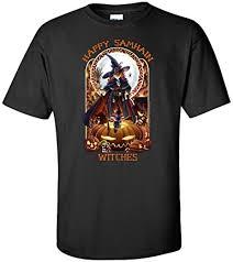 OffWorld Designs Happy Samhain T-Shirt: Clothing - Amazon.com