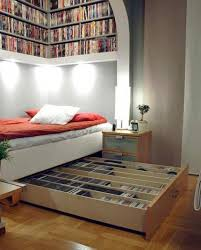 wonderful white brown wood modern design ideas for small bedrooms wall lam wall racks dvd and bedroom idea furniture small