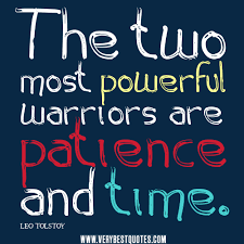 Image result for quote about patience