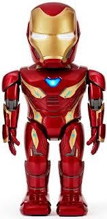 Купить <b>радиоуправляемую</b> модель <b>UBTECH Iron</b> Man (MK50) по ...