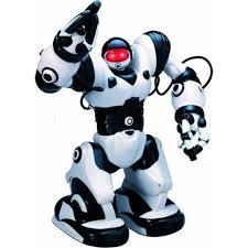 <b>Радиоуправляемый робот FengYuan</b> Robowisdom Черно-белый ...