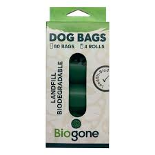 Bio-Gone Biodegradable Dog & Cat <b>Poo</b> Bags