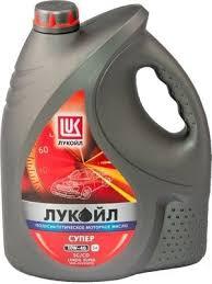 Масло Лукойл Супер 10W40 Sg/cd (5л) п/синт. — купить в ...