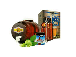 <b>Домашняя мини-пивоварня Mr.Beer</b> Premium Kit