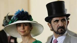 Правитель Дубая встретится со <b>сбежавшей</b> женой в суде Лондона