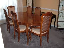 French Dining Room Chairs Wonderful French Country Dining Room With Rustic Furniture Design