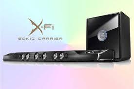 <b>Creative</b> X-Fi Sonic Carrier обзор