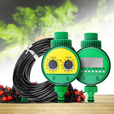 <b>Automatic</b> Watering for Garden Plant <b>New Watering Clock</b> Timer with ...