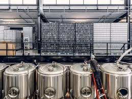 rt at its two breweries the alchemist employs 48 people including a full time videographer a chef and a wellness instructor