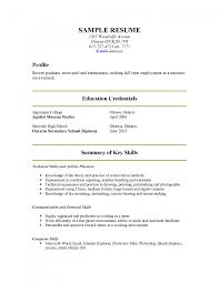 show me resume format show cv template an example of a and get gallery of show me a sample of a resume