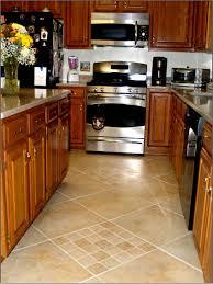 black countertops porcelain floor tiles  porcelain kitchen trendy diamond pattern tile kitchen flooring ideas