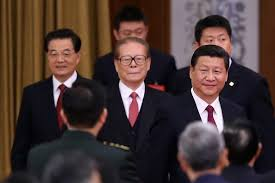 Image result for Jiang Zemin pictures