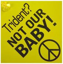 Trident? Not Our Baby! Window Hanger – Campaign for Nuclear ...