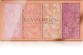 <b>Палетка румян</b> Makeup Revolution <b>Vintage Lace</b> купить в ...