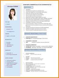 cv assistante administrative presentation lettre cv assistante administrative preview cv assistante commerciale 2
