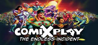 ComixPlay #<b>1</b>: The Endless Incident в Steam