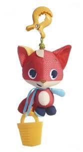 <b>Подвесная игрушка Tiny Love</b> Лисёнок (1113701110) — купить по ...