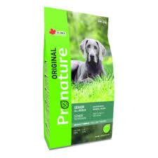 <b>Pronature Original сухой корм</b> для пожилых собак с цыпленком ...