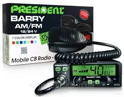 <b>Радиостанция</b> CB <b>PRESIDENT Barry ASC</b>, цена 2 170 грн., купить ...