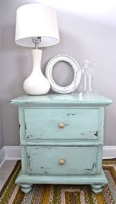 ideas bedside tables pinterest night: i like the rustic dresser and am ok with a lightly colored side table because it is smaller i like having side lamps too we only have one lamp in our room