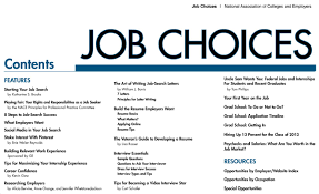 job search job choices picture