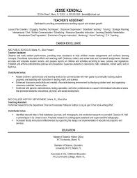 Teacher Aide Resume   Resume Format Download Pdf Perfect Resume Example Resume And Cover Letter Resume Examples Teachers No Experience Teaching Strategies For Students  With Work Sample Resumes