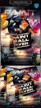 paintball speedball sports flyer by rudydesign graphicriver paintball speedball sports flyer sports events