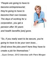 Suze Orman quote | Good Quotes | Pinterest | Suze Orman and Quote via Relatably.com