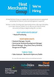 association of plumbers heating contractors exciting career opportunities at heat merchants group