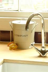 Garden Trading Kitchen Bin Kitchen Compost Caddies Crocks Compost Bins Uk