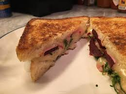 ask a manager fontina and beet grilled cheese sandwiches mixed citrus salad
