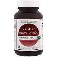 Pure Synergy, <b>Pure Synergy</b>, <b>Organic Super</b> Pure Grape Seed ...
