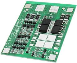 DC 12V <b>12A Three String</b> Battery Protection Board Module for ...