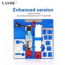 <b>UANME 12 in 1</b> Phone Repair Motherboard Fixture For iPhone 5C ...