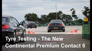 <b>Continental PremiumContact 6</b> Launch - Is this a Pilot Sport 4 rival ...
