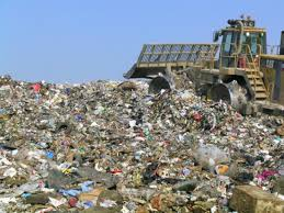 2014 seen in green the sheer amount of solid municipal waste is the main problem today