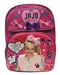 "JoJo Siwa""<b>Super</b> Cute"" 16"" 3D Pink, <b>Large Backpack</b>, School Bag ..."